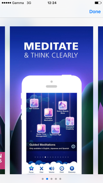 Relax Melodies app